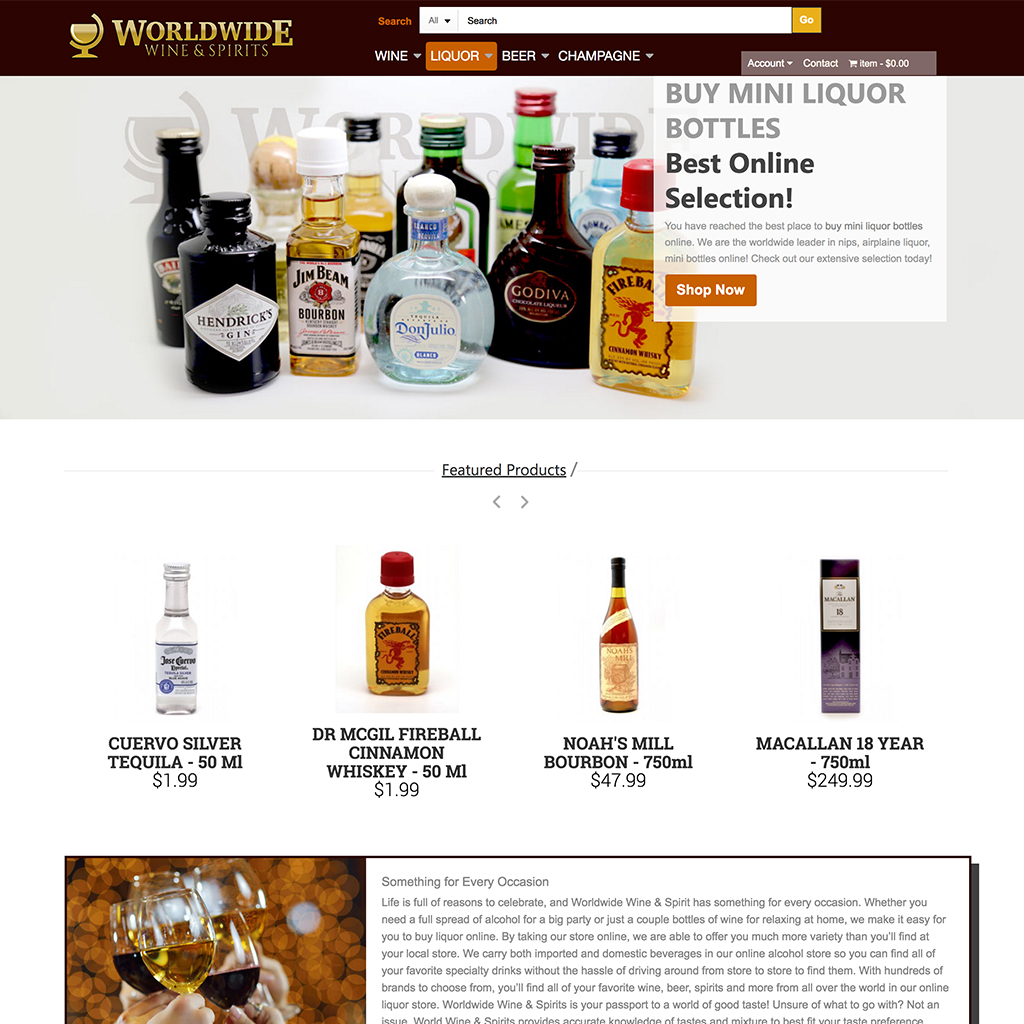 Worldwide Wine & Spirits